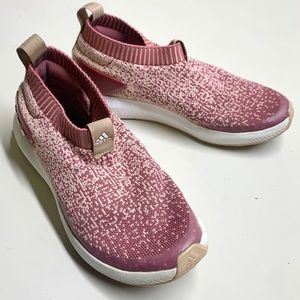 Adidas Pink Slip On Shoes